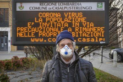ITALIJA TEŠKO POGOĐENA EPIDEMIJOM Rim priprema mjere vrijedne 3,6 milijardi evra