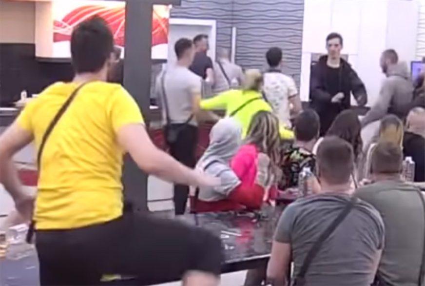 FRKA U ZADRUZI Mensur udario Zoricu koja je završila kod ljekara (VIDEO)
