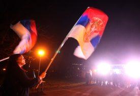 POLICIJA U BERANAMA BEZ MILOSTI Prekršajne prijave zbog isticanja zastave Srbije