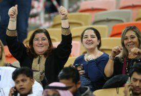 Žene u Saudijskoj Arabiji DOBIJAJU FUDBALSKU LIGU, a do 2018. bilo im ZABRANJENO prisustvo utakmicama