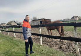 HIPODROM ZJAPI PRAZAN Imovinski odnosi zaustavili konjički sport u Bijeljini