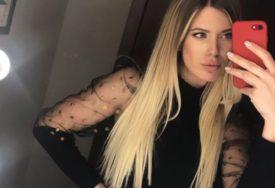 UTJEHA U DOBA KORONA Bivša žena Luke Jovića strasno ljubi drugog fudbalera (VIDEO)