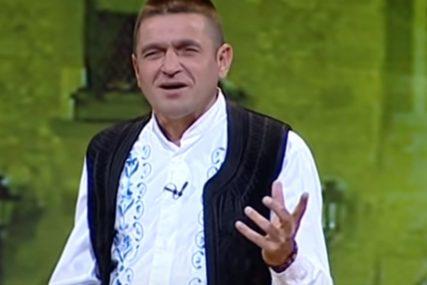 """NASTAVAK ANTOLOGIJSKOG HITA Baja Mali Knindža snimio drugi dio pjesme """"Božić je"""""""