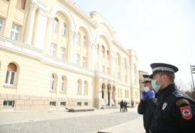 PROGLAŠENJE VANREDNOG STANJA U Banskom dvoru u toku posebna sjednica NSRS (FOTO)