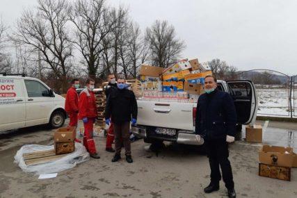 AKCIJA UDRUŽENJA PETROVČANA U BANJALUCI Paketi hrane za ugrožene u rodnom kraju