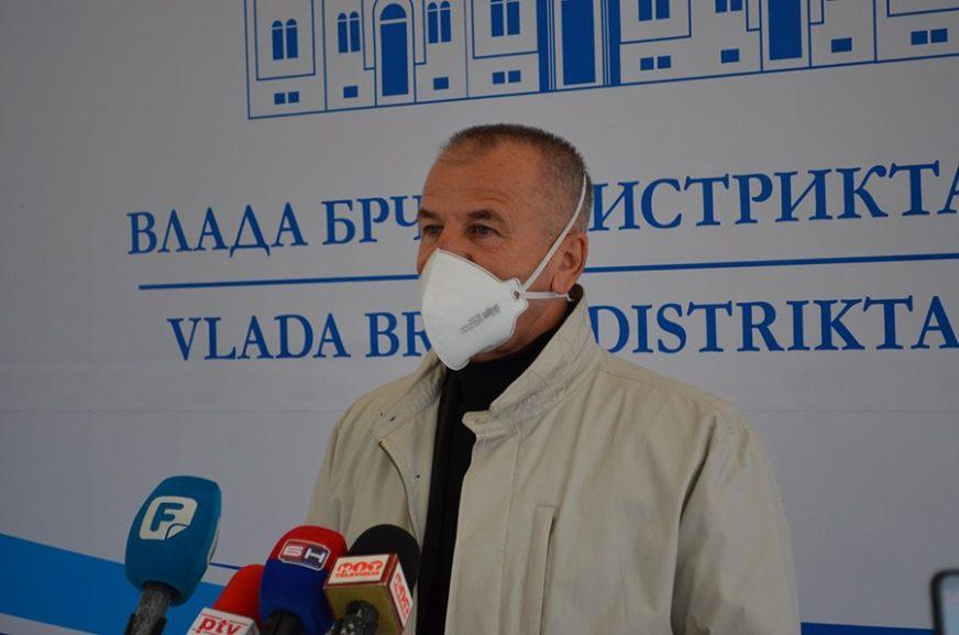 """""""POD NADZOROM 976 OSOBA"""" U Brčkom nema novih slučajeva zaraze korona virusom"""