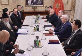 POTREBAN KOMPROMIS EU pozvala na nastavak dijaloga Vlade Crne Gore i SPC
