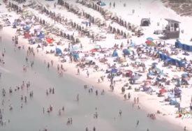 NEZAPAMĆENA TRAGEDIJA Na plaži se UDAVILA četvoročlana porodica