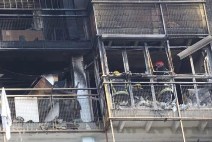 TRAGEDIJA NE ZAVRŠAVA Preminula i SEDMA ŽRTVA stravičnog požara u zgradi