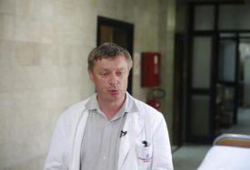 On je HEROJ NJENOG DJETINJSTVA: Dr Stevanović je spasio baku i djeda male Vere (9), a ona mu se odužila pjesmom (FOTO)