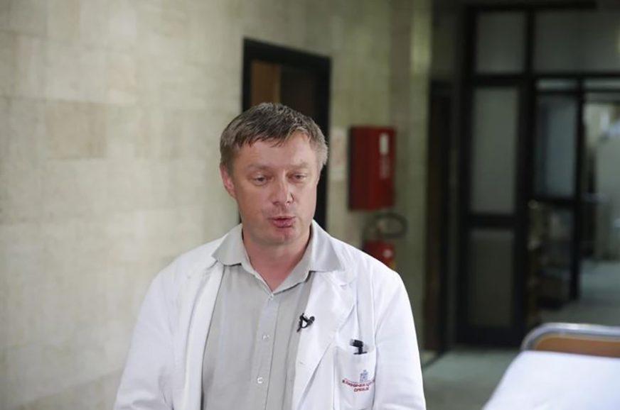 OPASNA BOLEST NE BIRA Korona stigla i dr Stevanovića koji se protiv virusa borio 24 SATA DNEVNO