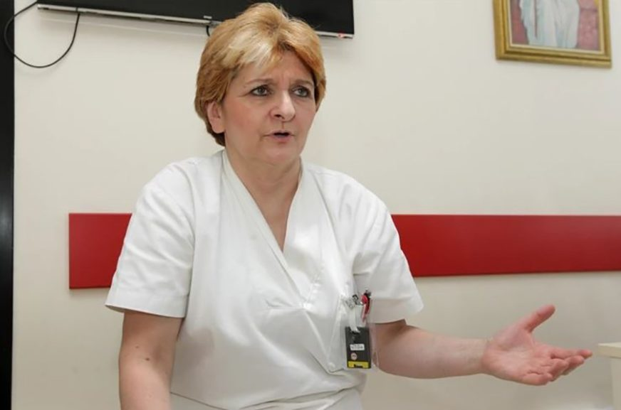 PORUKA STRUKE Grujičić: Kada bi svi poštovali mjere, epidemija bi splasnula za DVIJE-TRI SEDMICE
