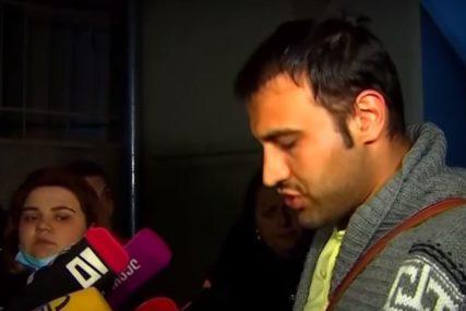 Pacijent davao izjavu medijima, pa ga pred kamerama ODVUKLI NAZAD IZLOACIJU (VIDEO)