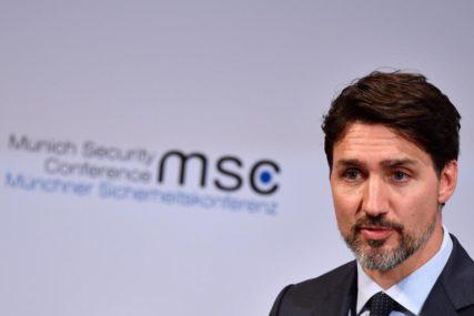 Kanadski premijer u SAMOIZOLACIJI: Supruga ispoljava simptome KORONA VIRUSA