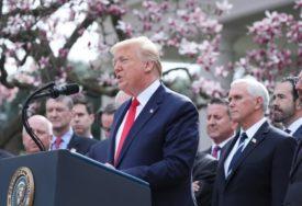 AMERIKA MOŽE DA ODAHNE Lider Donald Tramp NIJE pozitivan na korona virus