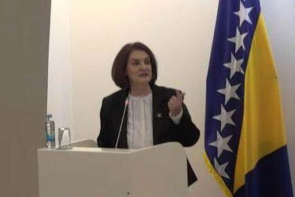 OBA BiH: Istražuju se prijetnje glavnom tužiocu Gordani Tadić