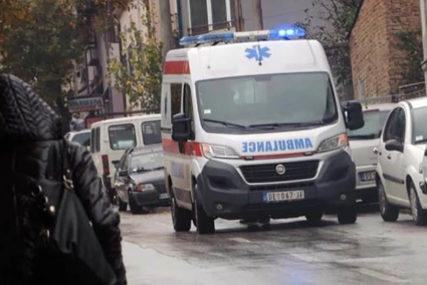 POVRIJEĐEN MUŠKARAC Tramvaj ga oborio i vukao nekoliko metara