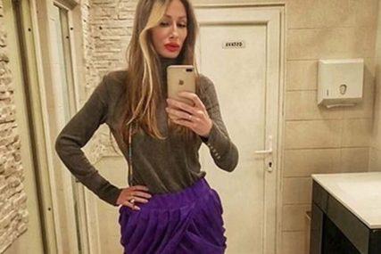 NEPREPOZNATLJIVA Jelena je bila poznata i prije udaje za fudbalera, a onda je promijenila lični opis (FOTO)