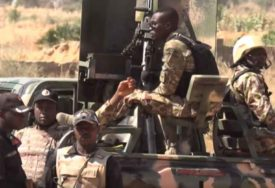 NAPAD NA KONVOJ BEZBJEDNOSTI Islamisti u Nigeriji ubili najmanje 11 ljudi