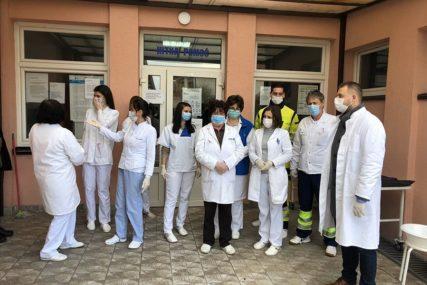 NEMA ZARAŽENIH Nešković: Stabilno epidemiološko stanje u Loparama