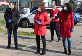 NOVE MJERE U GRADIŠKI Pripremaju fiskulturne sale u Vrbaškoj i Podgradcima za zaražene koronom