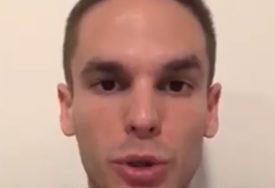 EMOTIVNA PORUKA GAĆINOVIĆA Fudbaler donirao novac za najosjetljivije u epidemiji korona virusa (VIDEO)