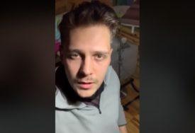 """""""STRPLJENJE JE NA TESTU"""" Glumac Miloš Biković poslao SNAŽNU PORUKU Banjalučanima (VIDEO)"""