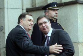 POSJETA PREDSJEDNIKA SRBIJE Cvijanovićeva i Dodik sutra sa Vučićem u Banjaluci