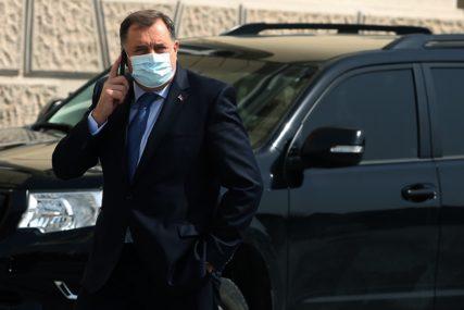 OPREMA IZ RUSIJE SAMO ZA SRPSKU Dodik: Ako FBiH želi pomoć, mora da je zatraži