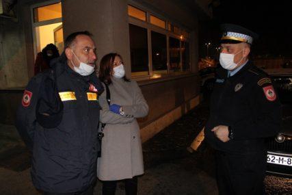 PRVA NEGODOVANJA ZBOG KARANTINA U GRADIŠKI Među pobunjenicima i jedna osoba iz Teslića (VIDEO)