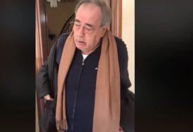 HRABROST ILI LUDOST? Kako je penzioner uprkos karantinu otišao na kafu KAO GOSPODIN (VIDEO)