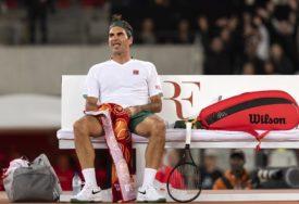 """""""NE MOGU OPISATI KAKO SE OSJEĆAM"""" Rodžera Federera duboko pogodila OVA odluka (FOTO)"""