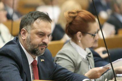 POZIV INCKU Žunić: Na sjednici NSRS tražićemo da visoki predstavnik podnese izvještaj