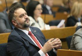 TREBALI BI ŠTITITI ZAKONITOST Žunić: Očekivana odluka ustavnog suda