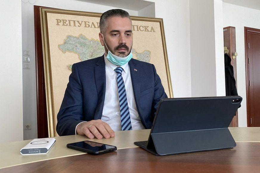 """RAJČEVIĆ PORUČIO """"Nakon pandemije virusa korona visoko obrazovanje VIŠE NEĆE BITI ISTO"""""""