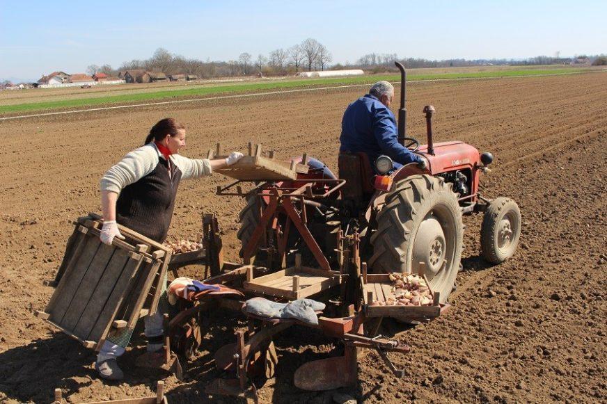 Regresirano dizel gorivo za sjetvu u Srpcu: Jeftinija nafta za 303 poljoprivrednika