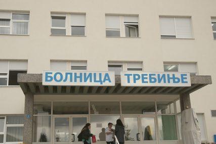 """Oko 90 posto kreveta zauzeto"" Kapaciteti Bolnice Trebinje skoro popunjeni"