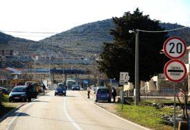 SLIJEDI POJAČANA KONTROLA Otvoreni svi međunarodni granični prelazi BiH sa Srbijom i Hrvatskom