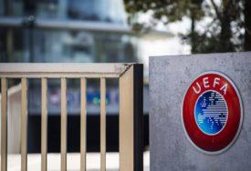 PLAN UEFA U avgustu samo Liga šampiona i Liga Evrope