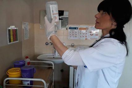 Emotivan trenutak: Medicinsku sestru zvali da čuje aplauz, nije mogla da sakrije suze