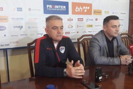 """PREDSTAVLJEN JAGODIĆ """"Cilj Borca i dalje je plasman u Evropu"""""""