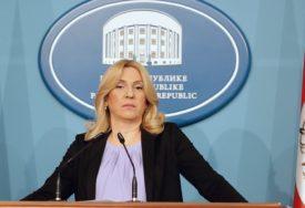 """""""NEMAM ČEGA DA SE STIDIM"""" Predsjednica Srpske poručila opoziciji da je POLITIČKI BESKORISNA"""