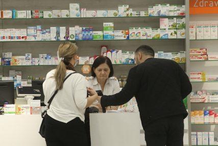PROŠIRENE A I B LISTE Od 15. januara dostupni novi lijekovi na recept