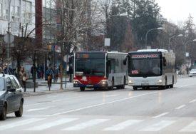 VEĆI BROJ POLAZAKA Od danas autobusi voze po zimskom redu vožnje