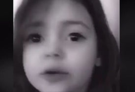 OVA KLINKA JE HIT Ispričala san i izmamila osmijehe (VIDEO)