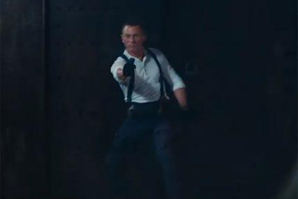 ZAKAZAN NOVI DATUM Ponovno odgođena premijera filma o Džejmsu Bondu