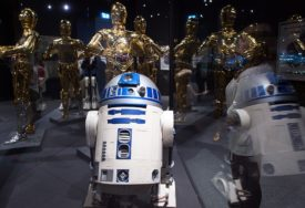 DJEVOJČICA DOBILA NOVU RUKU Kao inspiracija poslužio R2D2, droid iz Ratova zvijezda (FOTO)