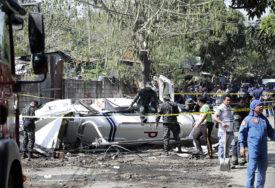 NESREĆA NA FILIPINIMA Srušio se helikopter sa direktorom policije (FOTO)