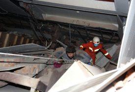 TRAGEDIJA U KINI Šest ljudi poginulo prilikom rušenja hotela koji je služio kao karantin