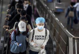 U NJEMU VIDE SPAS Kineska bolnica koristi lijek protiv side za liječenje oboljelih od korone